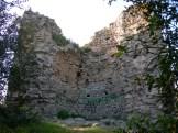 torre de l'homenatge (posterior)