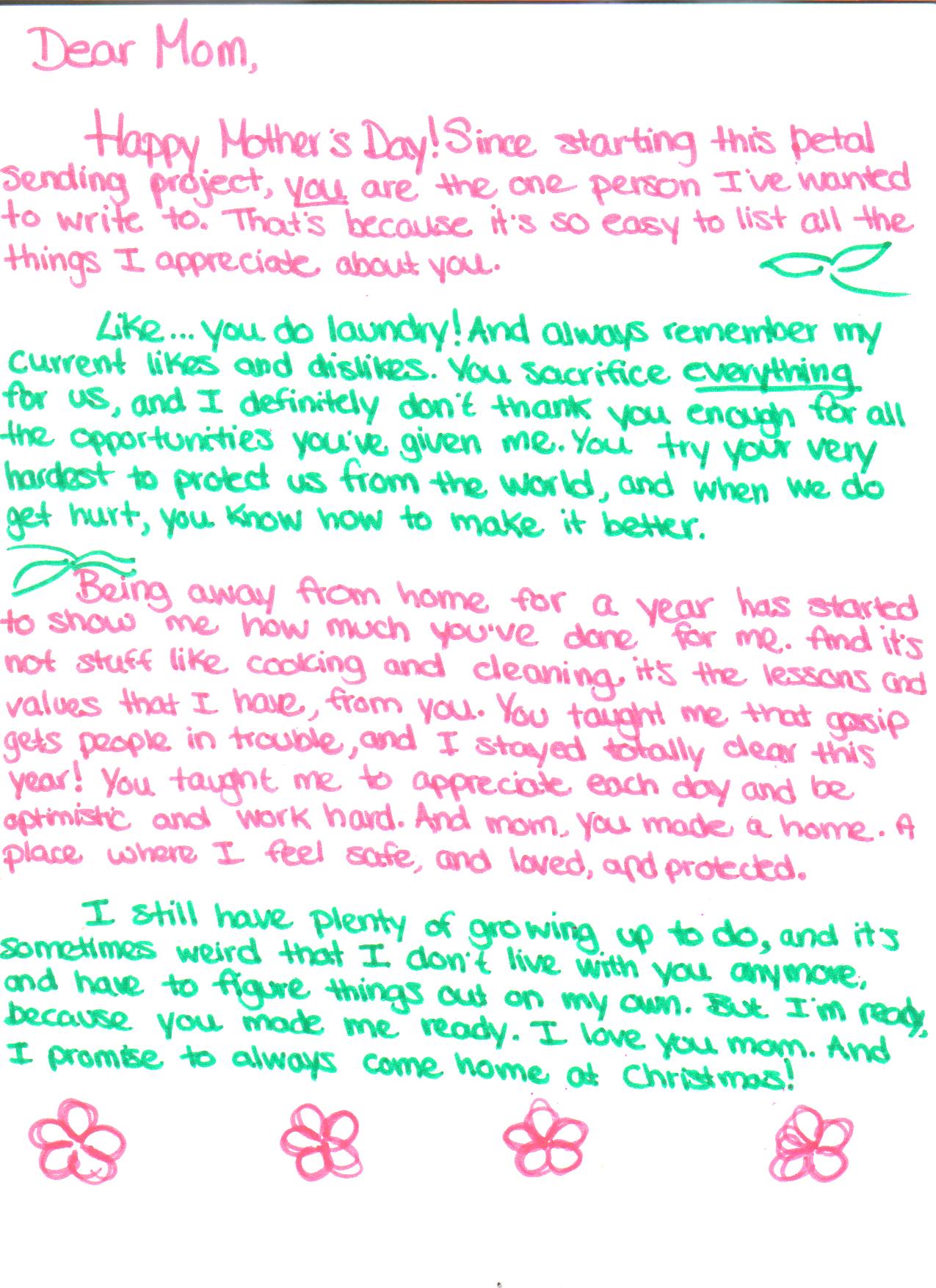 Sending Petals Page 9