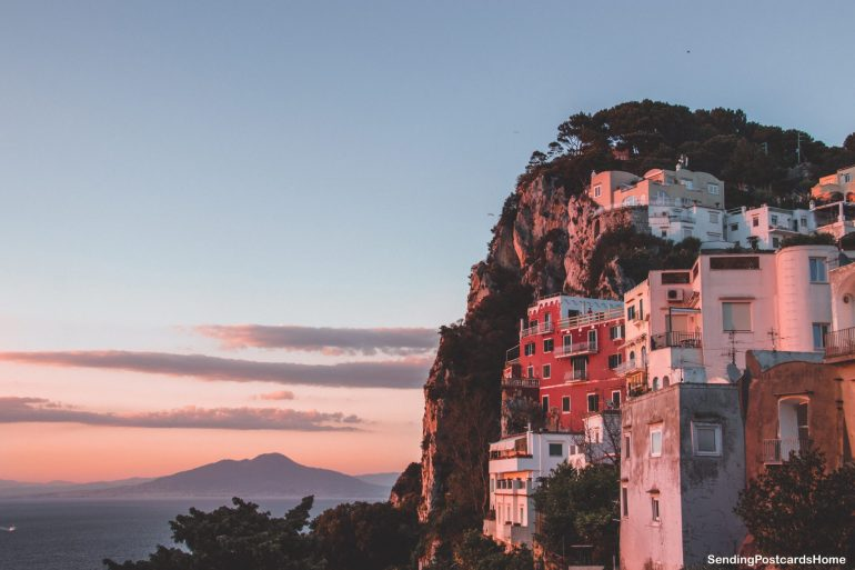 Capri, Italy - Sunset View 8