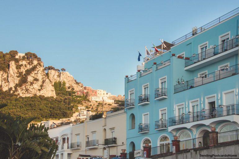 Capri, Italy - View 5
