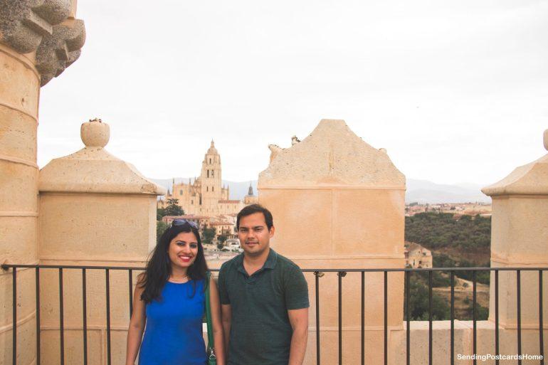 Day trip from Madrid to Segovia, a medieval city, Madrid, Spain - Alcázar of Segovia - Castle 5