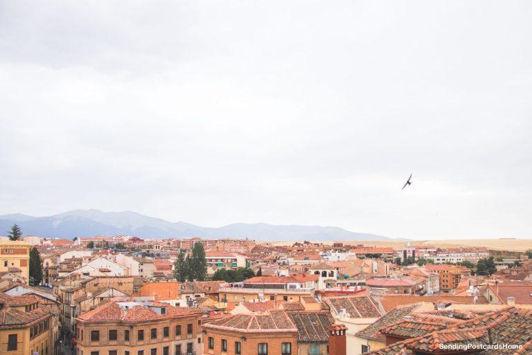 Day trip from Madrid to Segovia, a medieval city, Segovia, Madrid, Spain