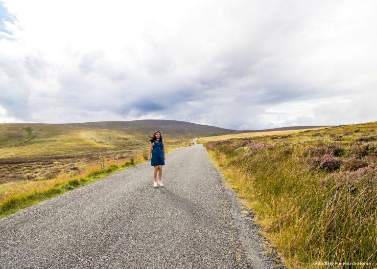 Road trip from Dublin to Wicklow Mountains - Wicklow, Dublin, Ireland