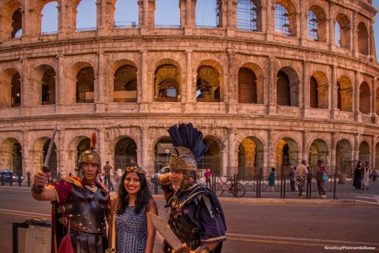things to do in Rome Colosseum, Rome, Italy - Travel Blog 1
