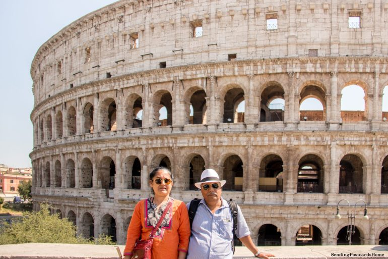 things to do in Rome Colosseum, Rome, Italy - Travel Blog 10