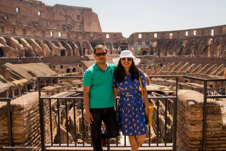 things to do in Rome Colosseum, Rome, Italy - Travel Blog 6