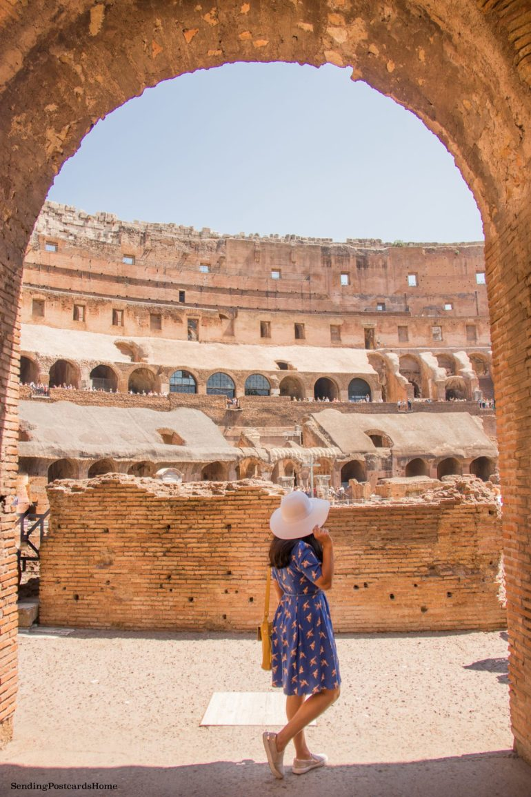 things to do in Rome Colosseum, Rome, Italy - Travel Blog 7