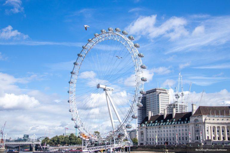 London Eye, United Kingdom - Explore London in 4 days
