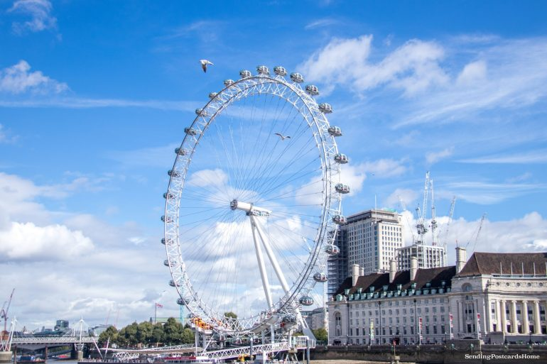 London Eye, United Kingdom - Explore London in 4 days