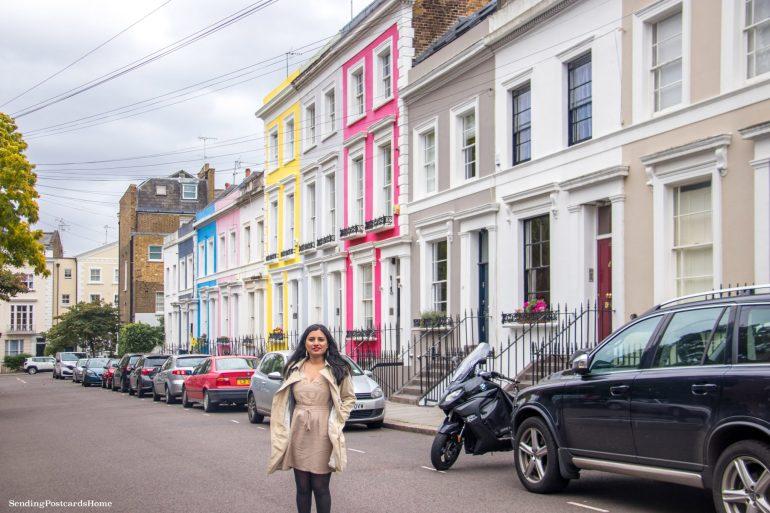 Notting Hill, London, United Kingdom - Explore London in 4 days