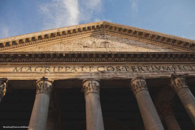 things to do in Rome Pantheon, Rome, Italy - Travel Blog 1