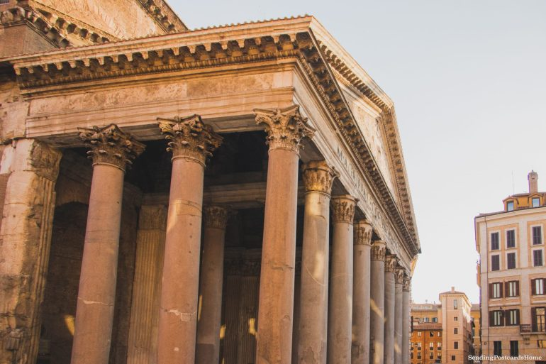 things to do in Rome Pantheon, Rome, Italy - Travel Blog 4