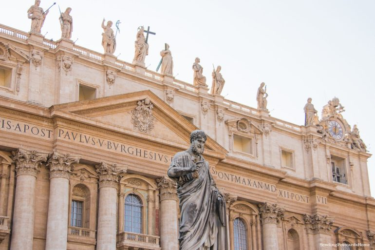 things to do in Rome St. Peter's Basilica, Vatican City, Rome, Italy - Travel Blog 5