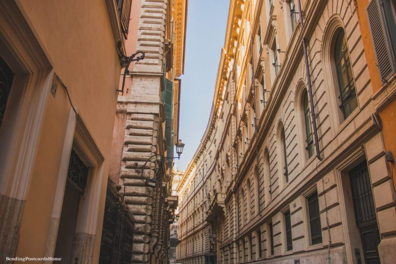things to do in Rome Streets of Rome, Italy - Travel Blog 4