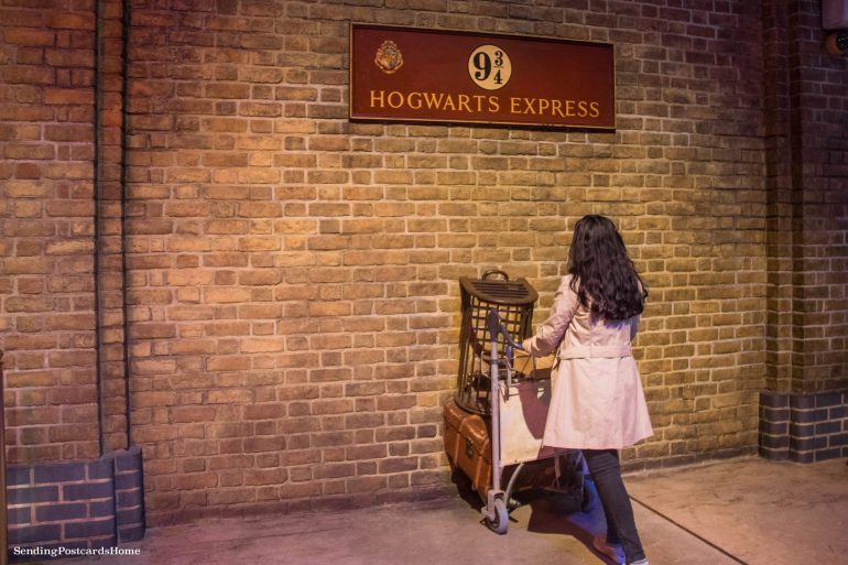 Explore London in 4 days - Warner Bro Studio, Harry Potter, London, United Kingdom