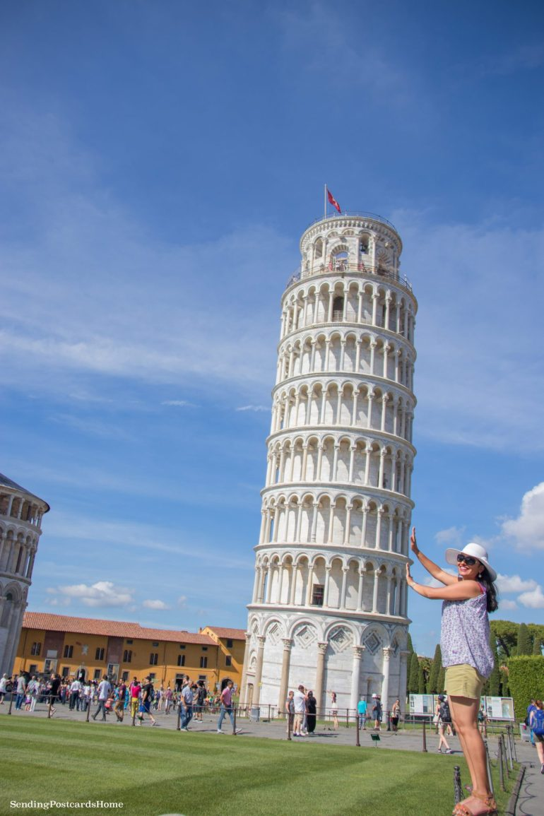 A day trip to Pisa, Leaning tower of Pisa, Italy - Travel Blog 2