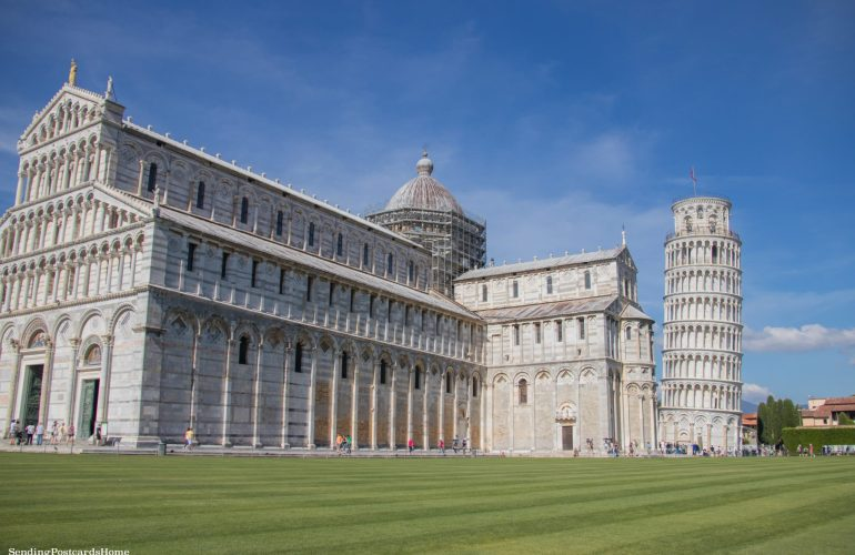 A day trip to Pisa
