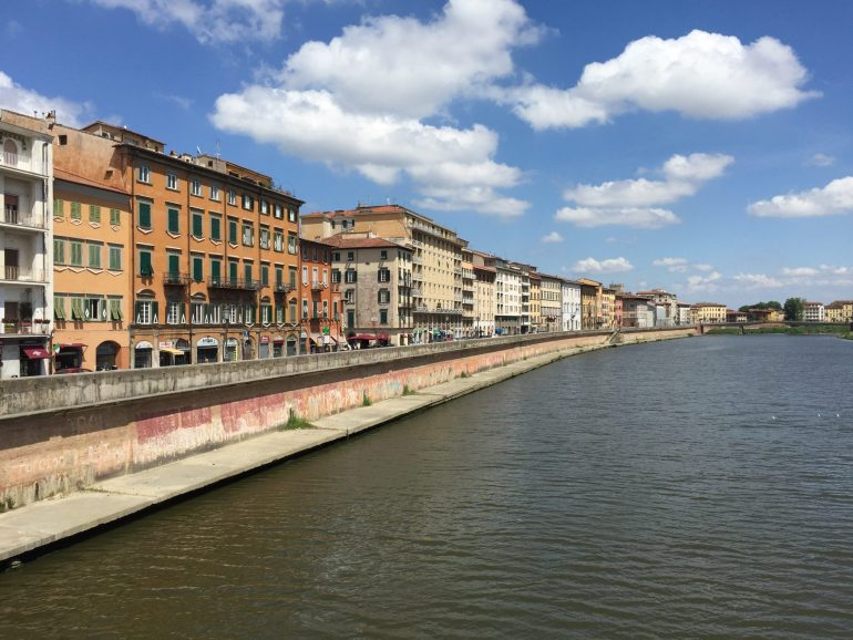 A day trip to Pisa, Italy - City View - Travel Blog