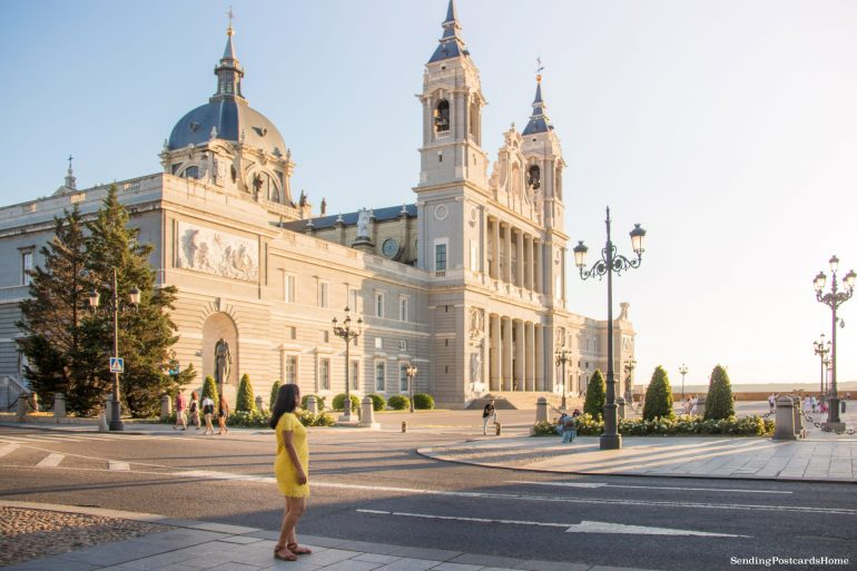 Things to do in Madrid - Almudena Cathedral, Madrid, Spain - Travel Blog 1