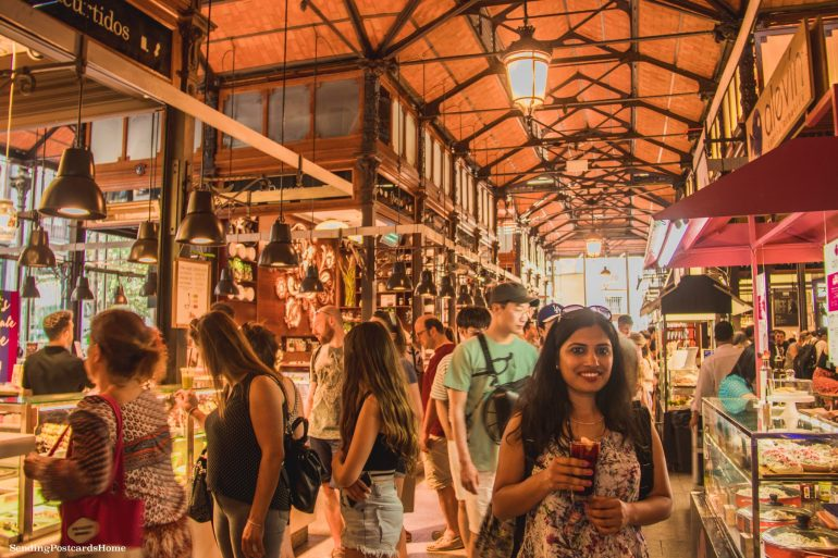 Things to do in Madrid - Mercado de San Miguel Market, Madrid, Spain - Travel Blog 1