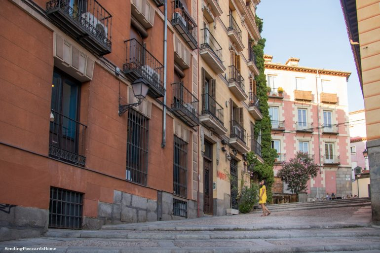 Things to do in Madrid - Streets of Madrid, Spain - Travel Blog 2