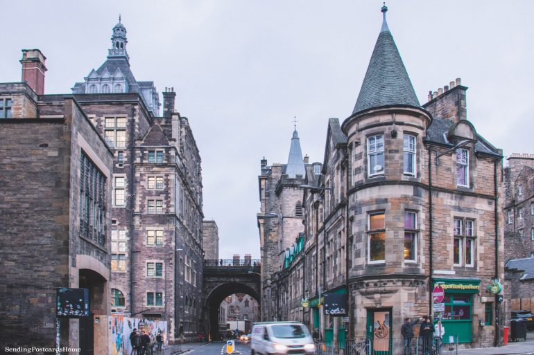 5 amazing things to do in Edinburgh, Street View, Scotland, UK - Travel Blog 1