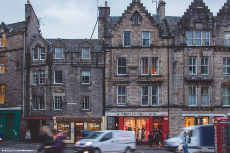 5 amazing things to do in Edinburgh, Street View, Scotland, UK - Travel Blog 2