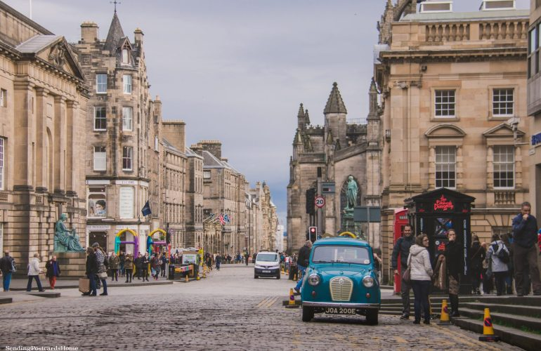 5 amazing things to do in Edinburgh