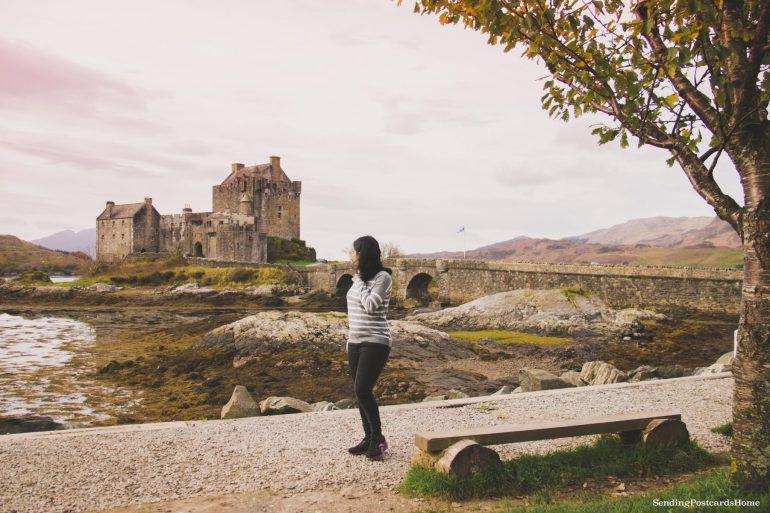 Ultimate road trip in Scotland Highlands - Eilean Donan Castle, Road Trip, Scottish Highlands, Scotland - Travel Blog 3