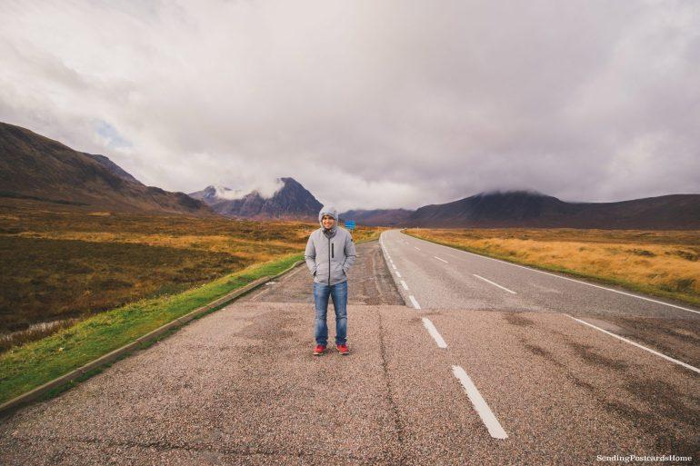 Ultimate road trip in Scotland Highlands - Glen Coe, Road Trip, Scottish Highlands, Scotland - Travel Blog 2