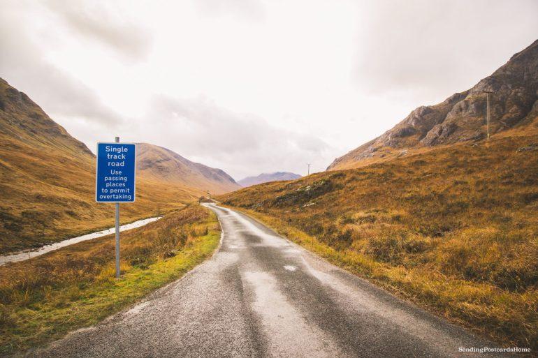 Ultimate road trip in Scotland Highlands - Glen Etive, Road Trip, Scottish Highlands, Scotland - Travel Blog 3