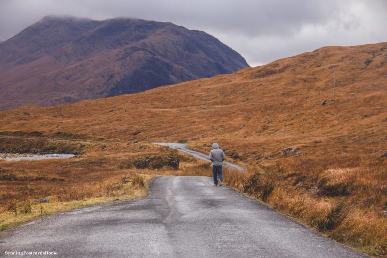 Ultimate road trip in Scotland Highlands - Glen Etive, Road Trip, Scottish Highlands, Scotland - Travel Blog 4