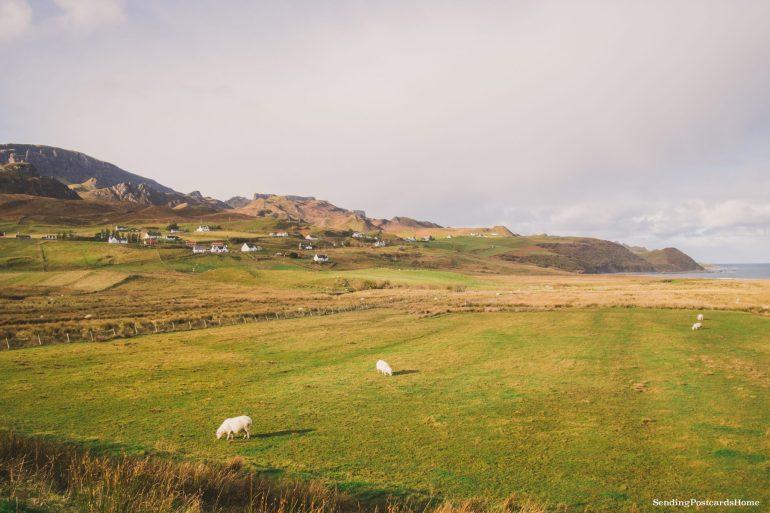 Ultimate road trip in Scotland Highlands - Isle of Skye, Scottish Highlands, Scotland - Travel Blog 4