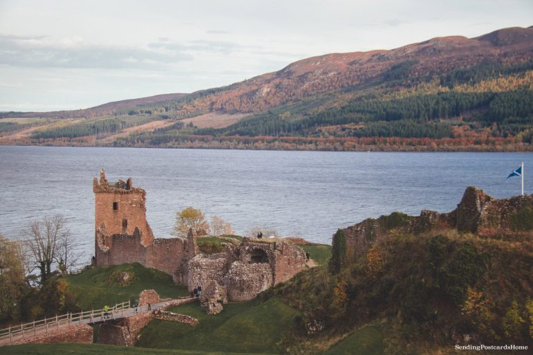 Ultimate road trip in Scotland Highlands - Loch Ness, Road Trip, Scottish Highlands, Scotland - Travel Blog 1