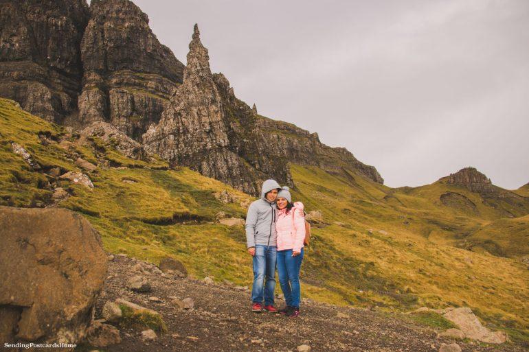 Ultimate road trip in Scotland Highlands - Old Man of Storr, Isle of Skye, Scottish Highlands, Scotland - Travel Blog 7