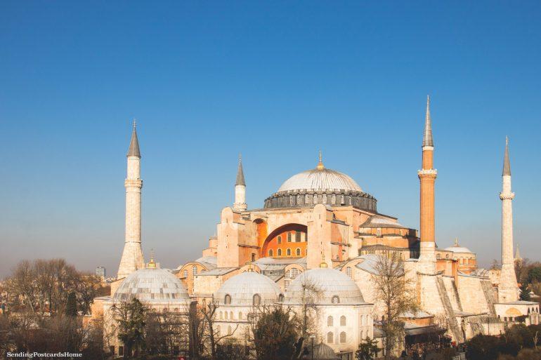 15 amazing things to do in Istanbul - Aya Sofia, Istanbul, Turkey - 1