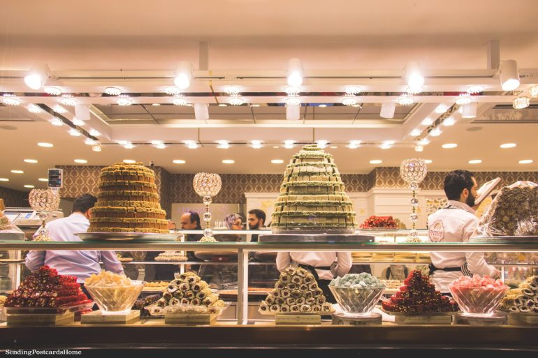 15 amazing things to do in Istanbul - Baklava and Turkish Delight, Istanbul, Turkey - 1