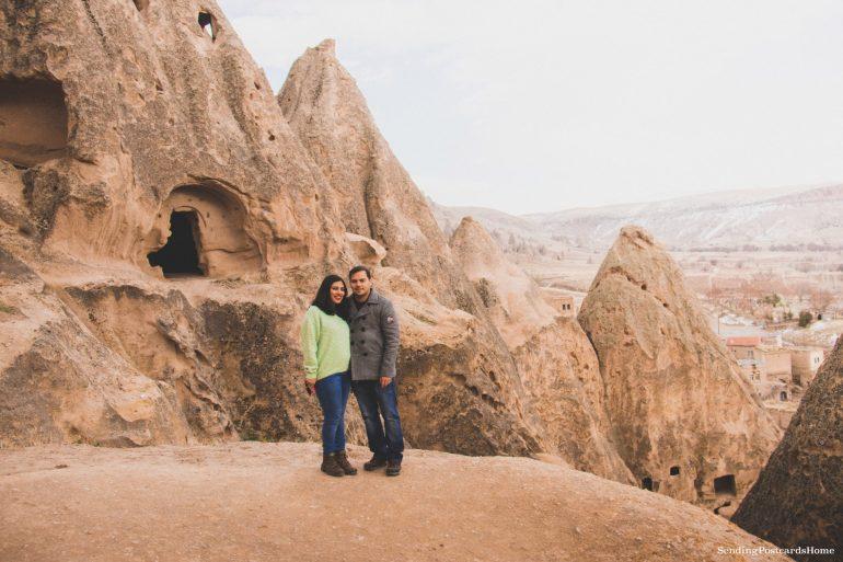 Is Turkey Safe? - Fairy chimneys, Cappadocia, Turkey - Travel Blog 1