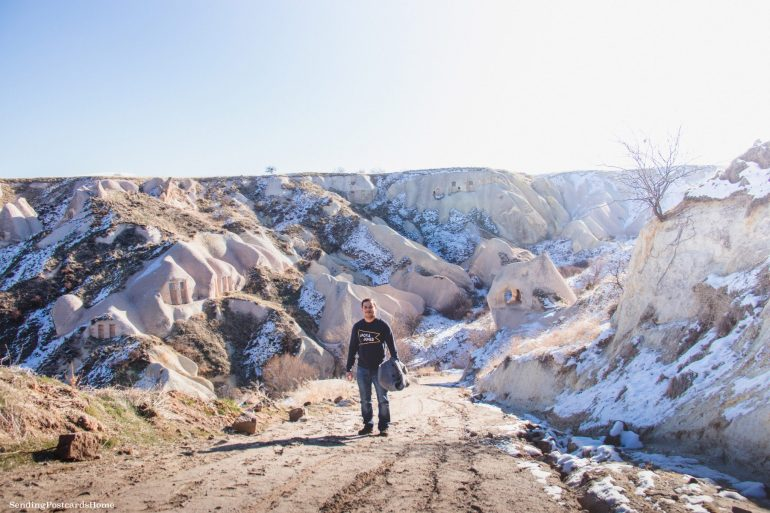 Planning a trip to Cappadocia in winter & Things to do - Pegion valley, Goreme, Cappadocia, Turkey 1