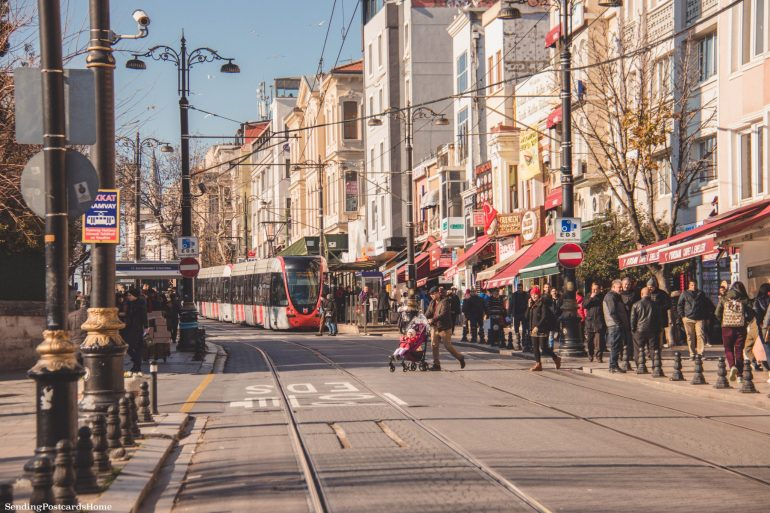 Transportation Guide in Istanbul - Streets of Istanbul, Turkey - 1