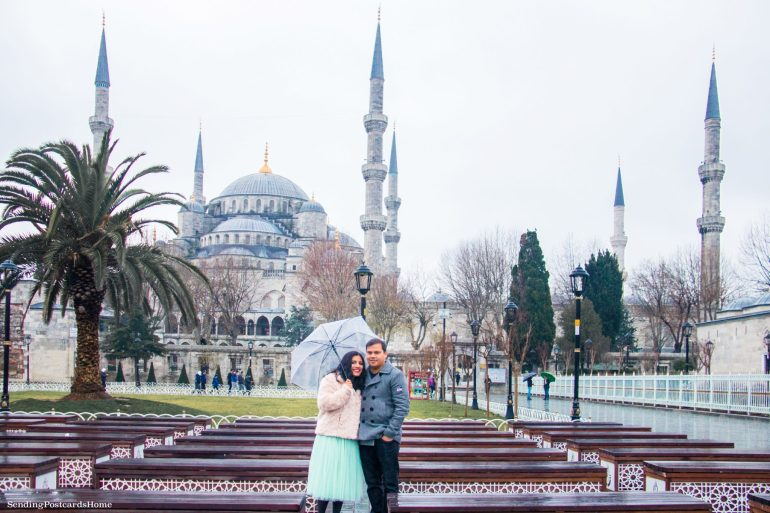 15 amazing things to do in Istanbul - Sultanahmet Mosque, Blue Mosque, Istanbul, Turkey - 10