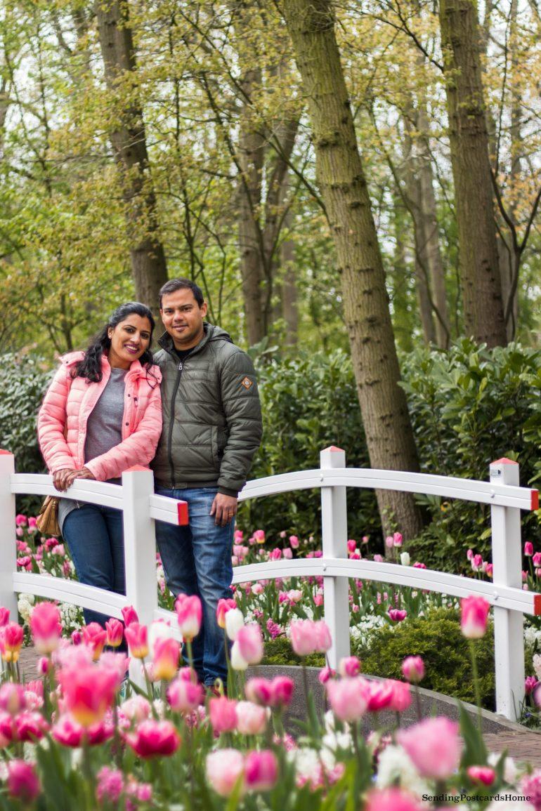 keukenhof, Exploring the tulip fields in Amsterdam, Netherland 6