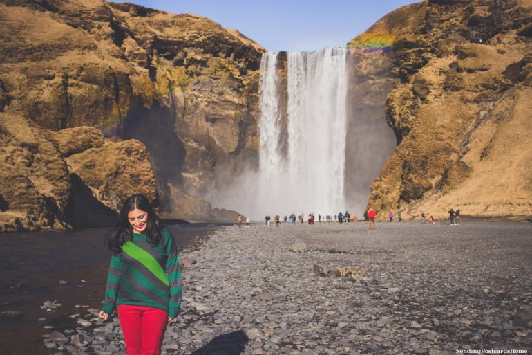 5 Tips on Planning a Trip to Iceland - Skogafoss waterfall, Iceland.jpg