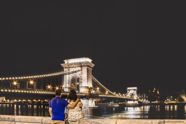 weekend getaway guide to Budapest - Chain bridge Budapest 1