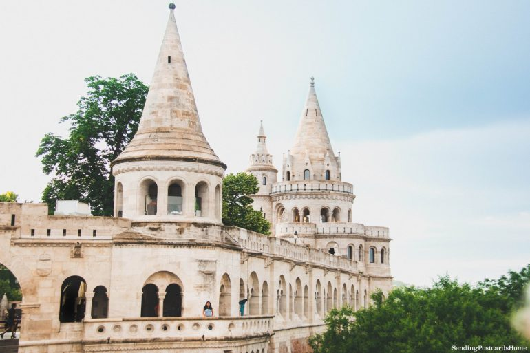 weekend getaway guide to Budapest - Fisherman bastion _ 6