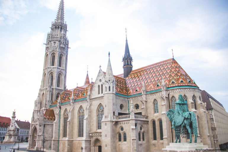weekend getaway guide to Budapest - Fisherman bastion _ Matthias Church _ Budapest _ 11