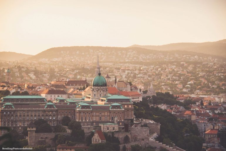 weekend getaway guide to Budapest - Buda Castle - Budapest
