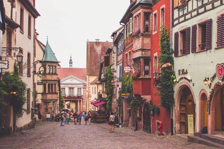 Picturesque Alsace _ Riquewihr 2