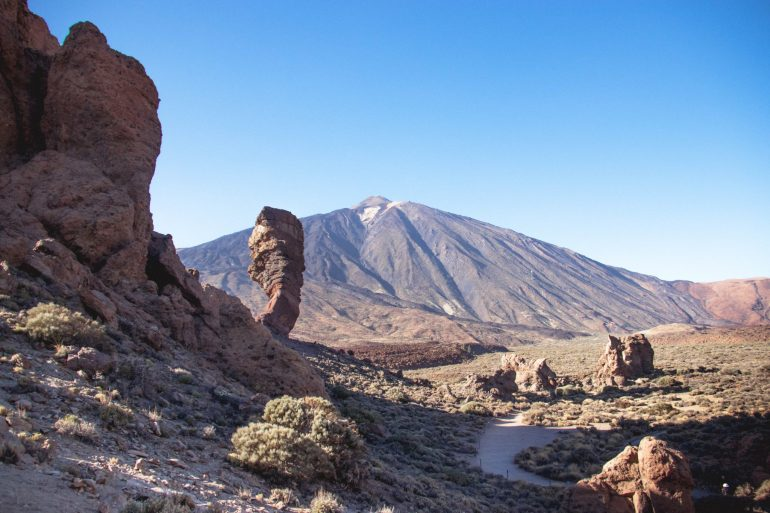Mt Teide National Park Tenerife _ Tenerife - the charm of Canary Islands