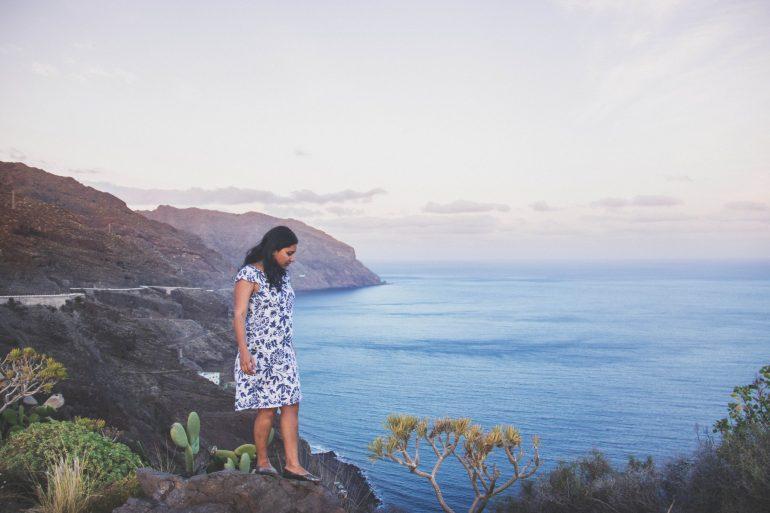Tenerife road trip views _ Tenerife - the charm of Canary Islands